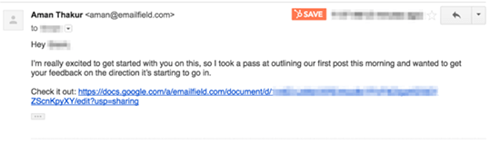The Beginner's Guide to Crafting a Follow-up Email That Gets