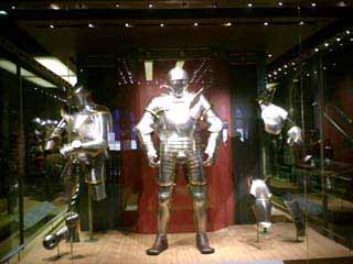 King Henry's Armour