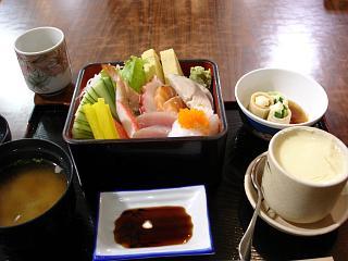 ちらし寿司セット (山根)