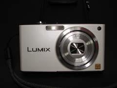 Panasonic Lumix FX33  (DMC-FX33)