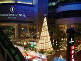 Xmas @ Intercontinental Hotel