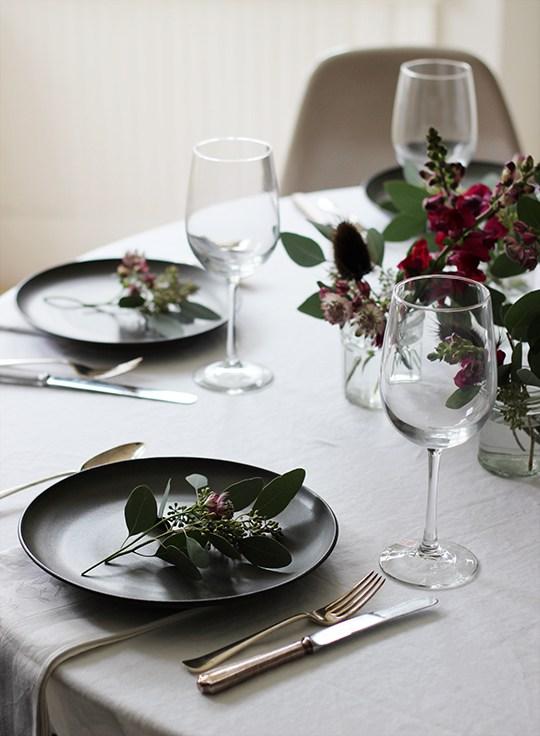 7 Ides Dco Pour Une Table De Nol Originale Et