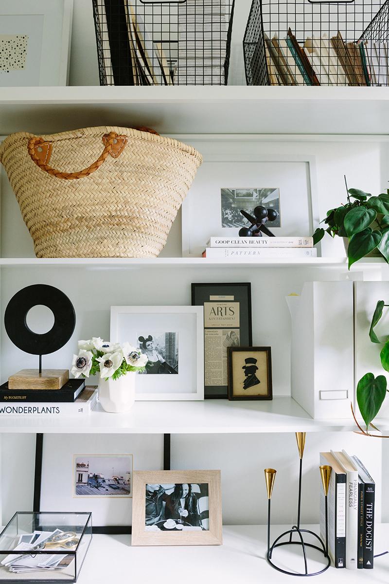 Embellir sa bibliothèque avec des souvenirs