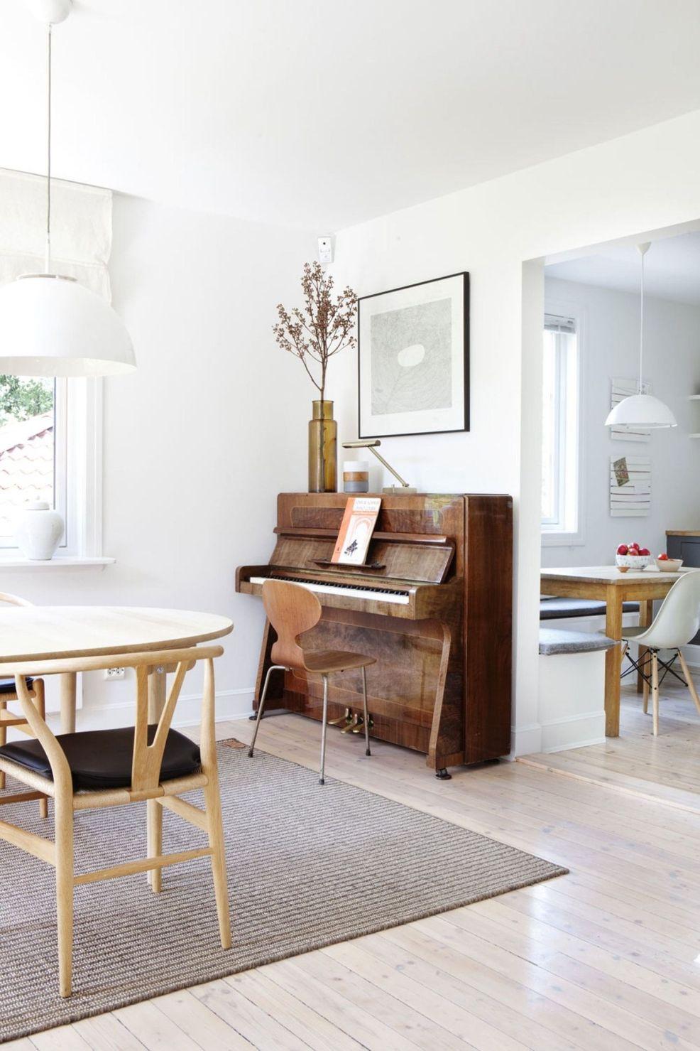 Aménager un piano dans son salon