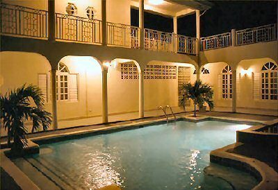 Jamaica villa vacation style: You could be here at your own Jamaica villa rental enjoying your own private pool!