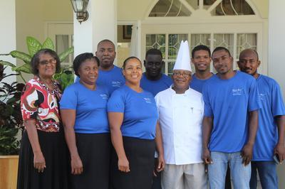 Your staff at your Jamaica villa is there to help you