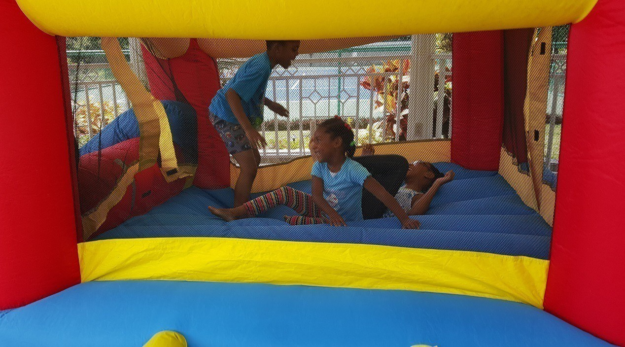 What amenities are there for kids at your Jamaica villa rental