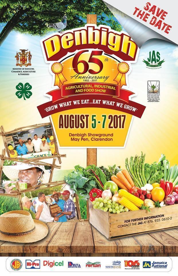 Denbigh Agricultural Show 2017