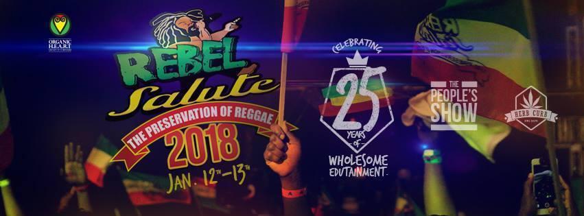 Rebel Salute - Jamaica in January