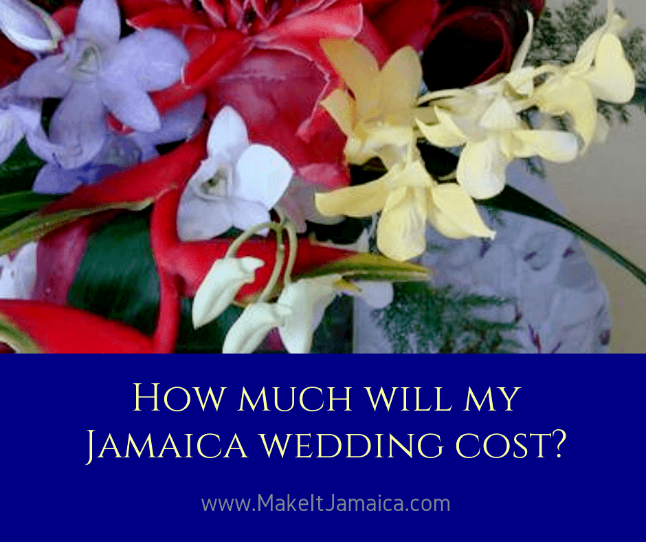 Jamaica villa weddings how much will my wedding in jamaica cost how much does a villa wedding in jamaica cost junglespirit Image collections
