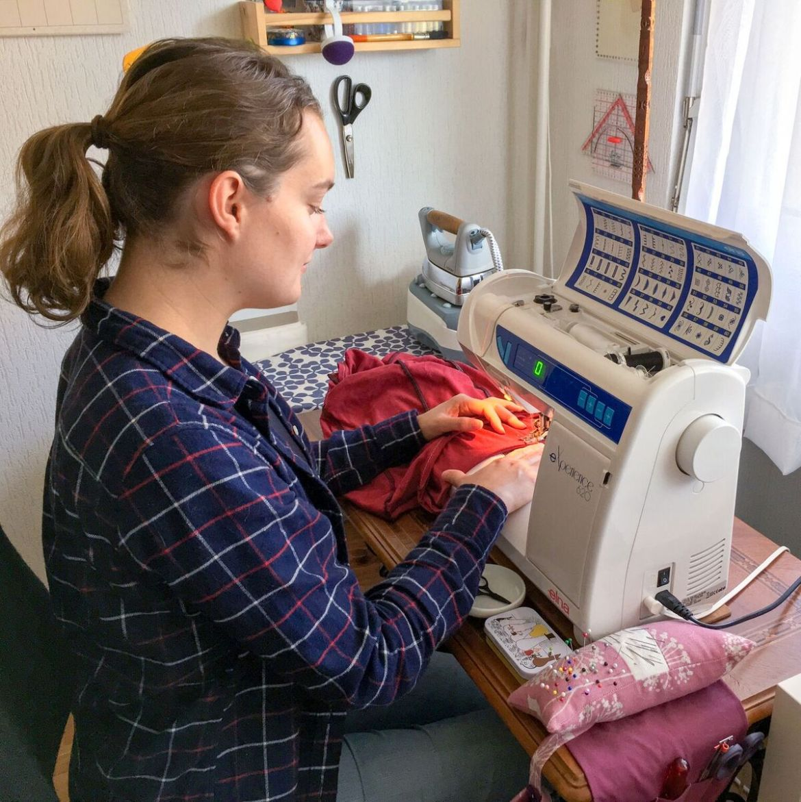 An interview with coralie from wearologie makerist is creating sewing patterns your main activity jeuxipadfo Choice Image