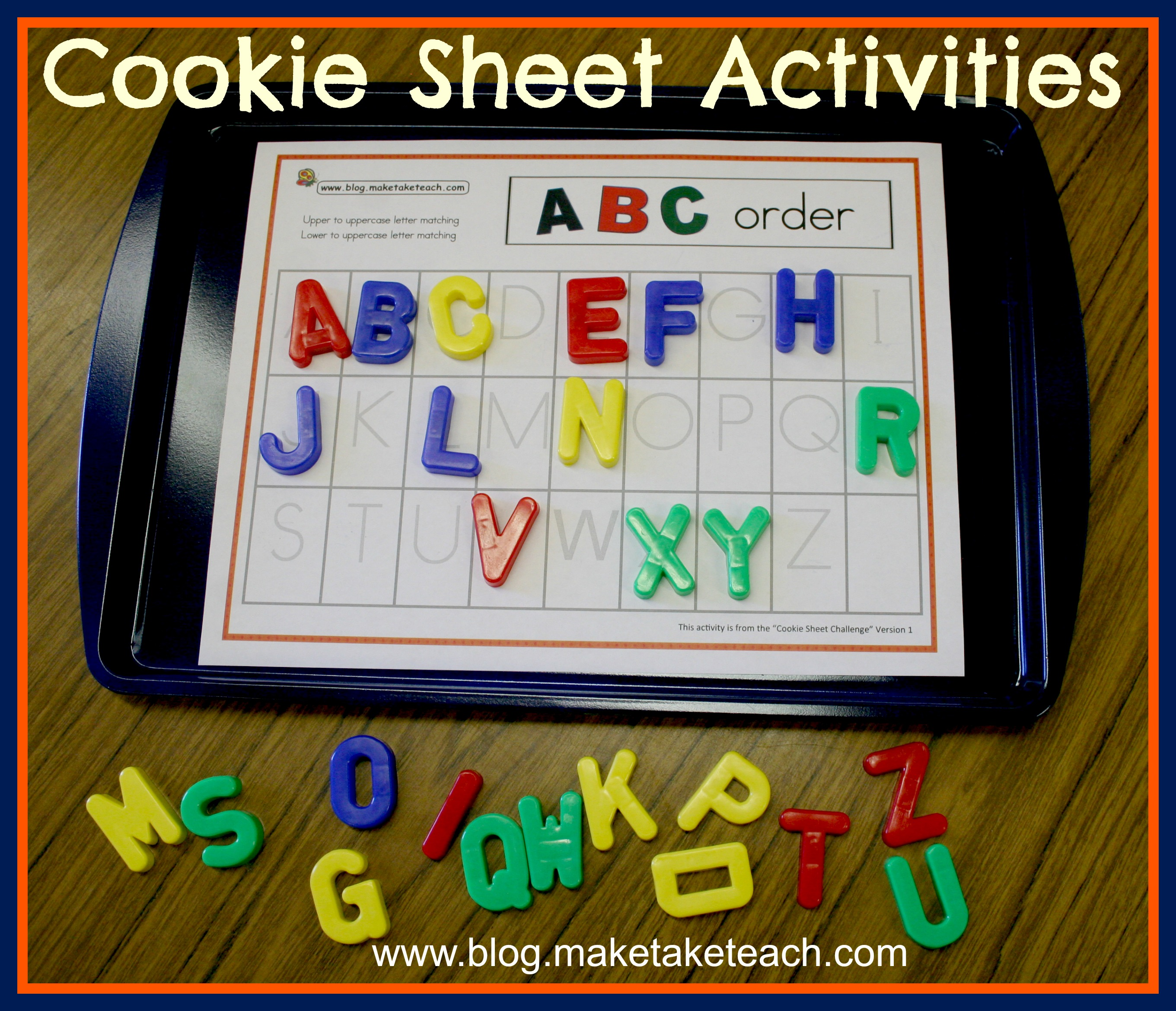 The Cookie Sheet Challenge