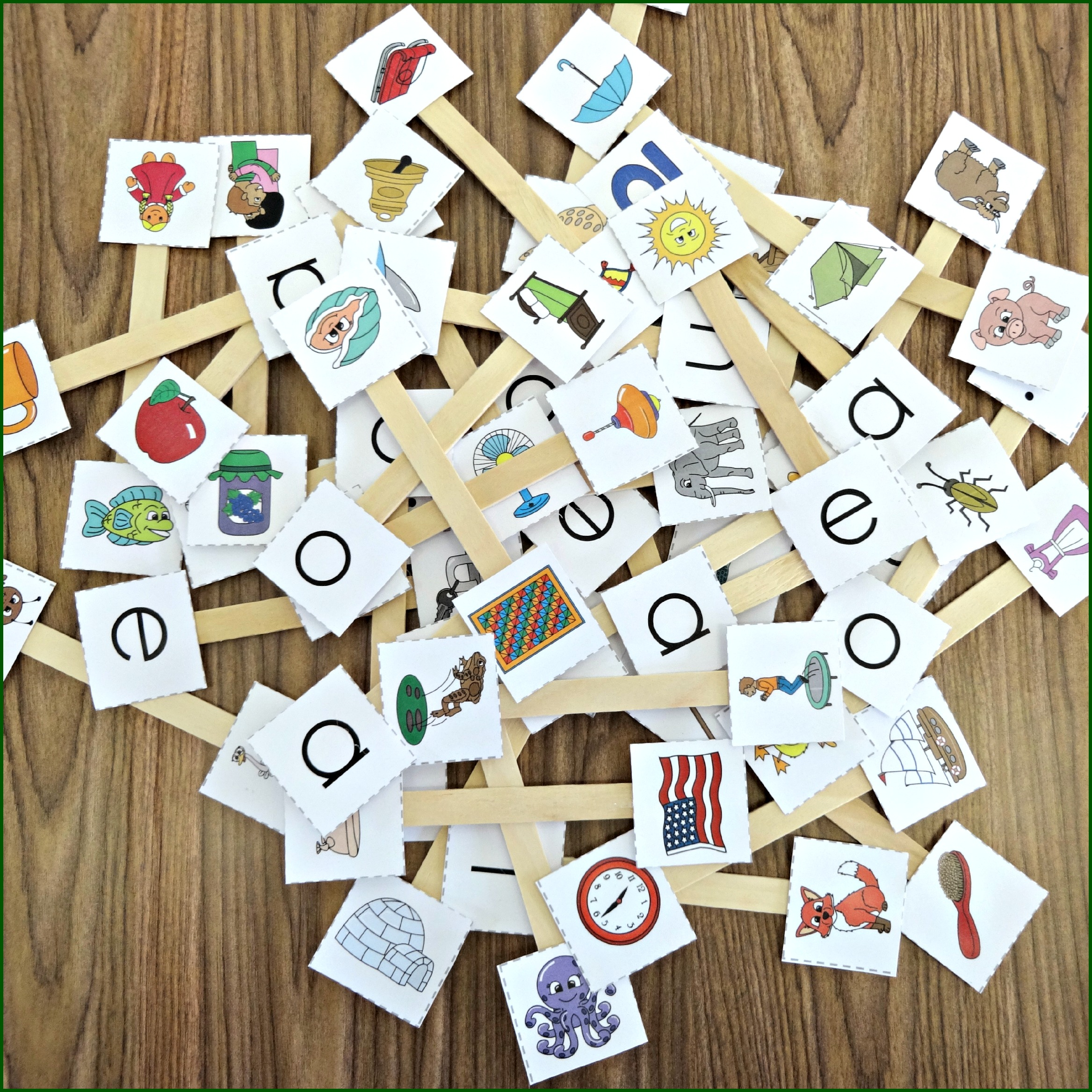 Response To Intervention Short Vowels Cvc Activity Pack And Intervention Kit