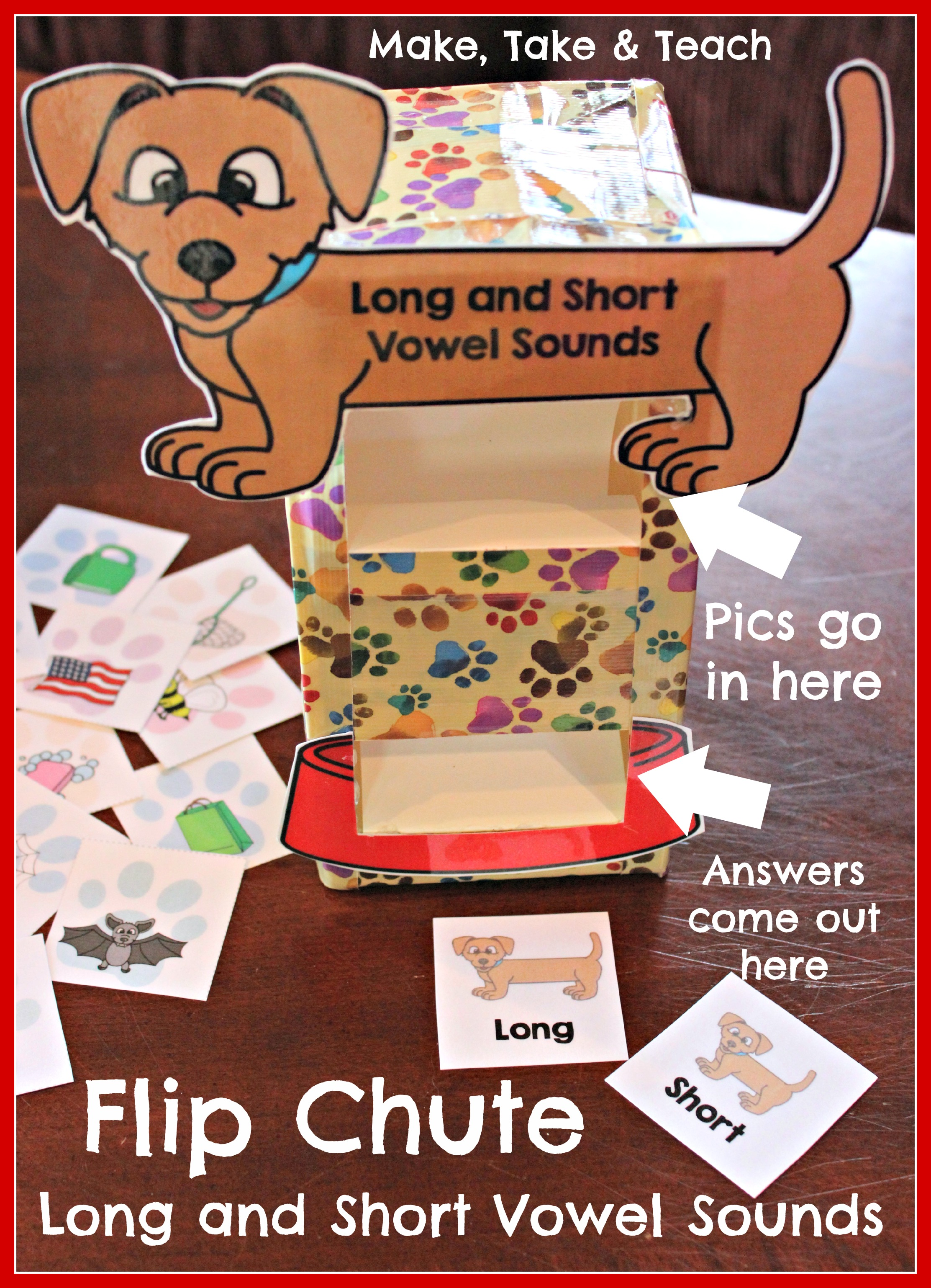8 Hands On Activities For Teaching Long And Short Vowel