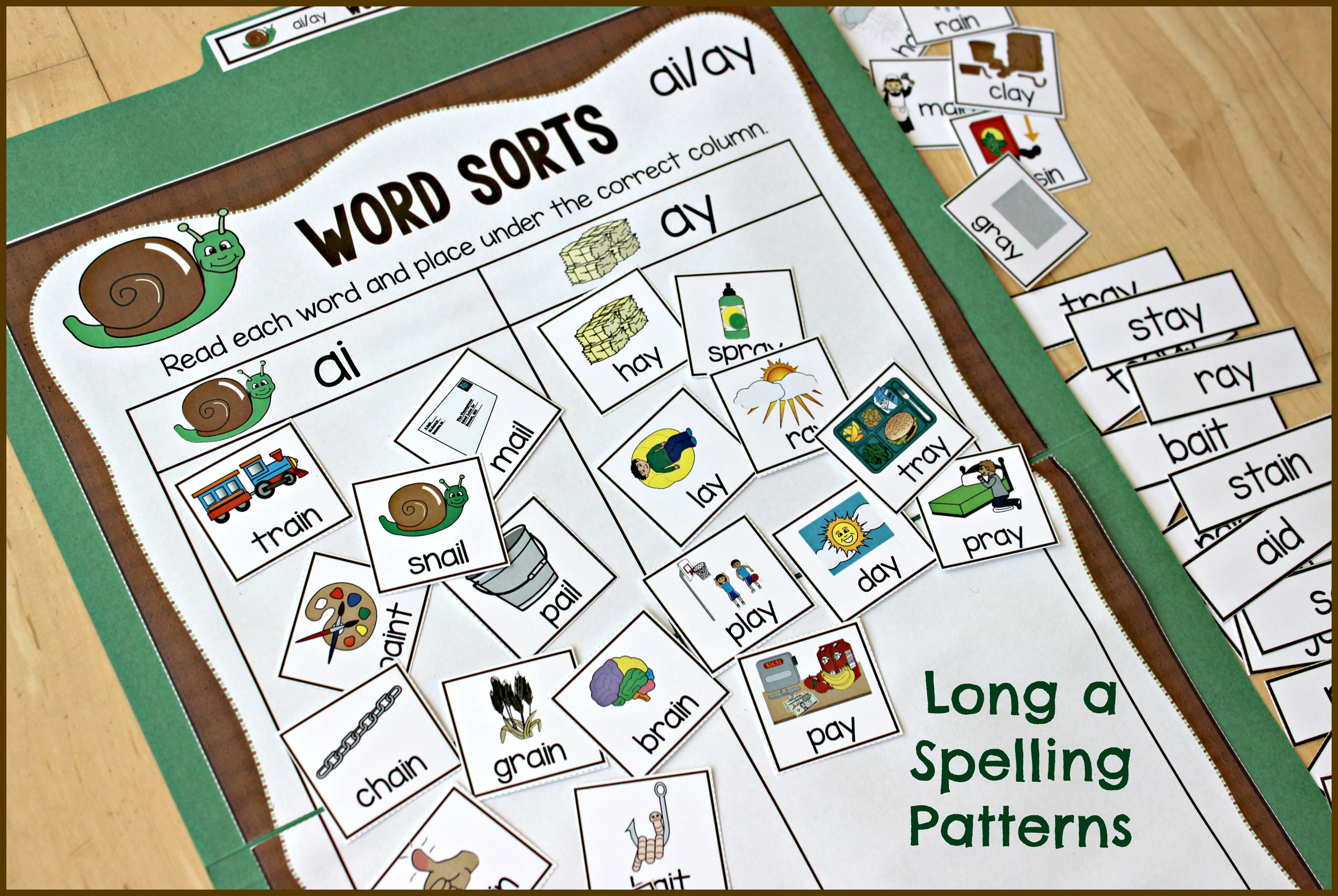 Long Vowel O Spellings Or Long Vowel Teams Covered In This Pack Are Oa