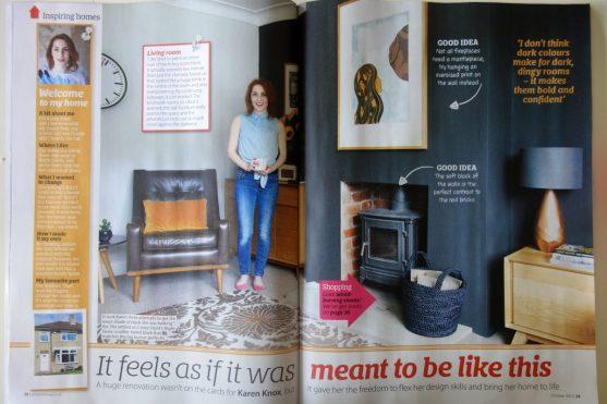 HomeStyle Magazine, Oct 2015
