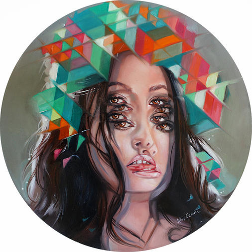 Kaleidoscope Jenna Alex Garant