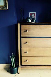 Loughborough mid century drawers