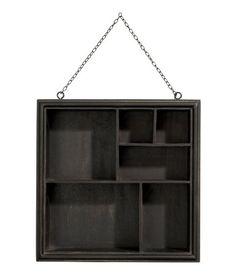 h&m storage display case