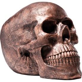 Deco Skull Bust by KARE Design