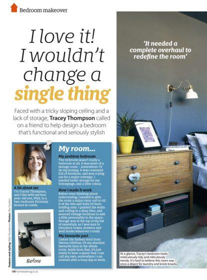 HomeStyle Magazine, December 2015