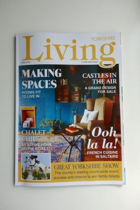 Yorkshire Living, June 2016