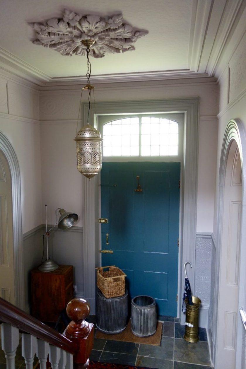 Farrow & Ball Peignoir Worsted Inchyra Blue