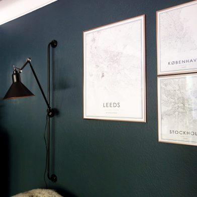 Hoxton Wall Light