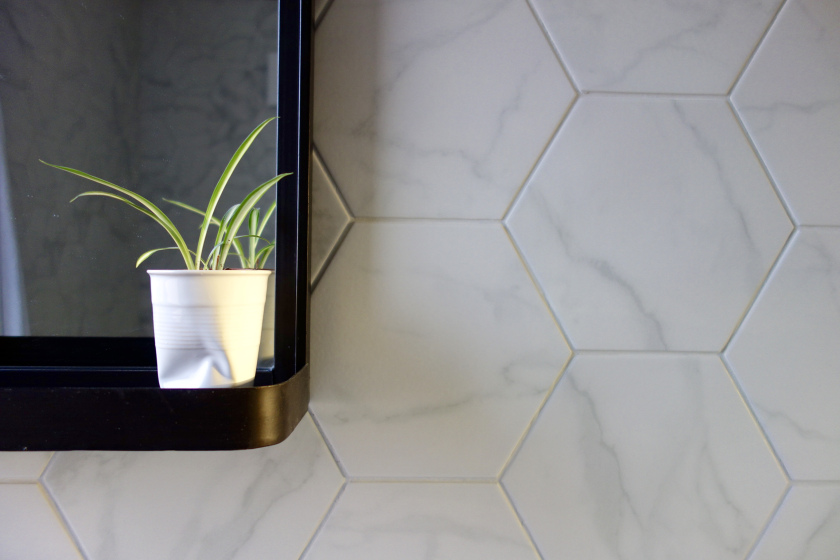 The Loft Bathroom - Final Reveal