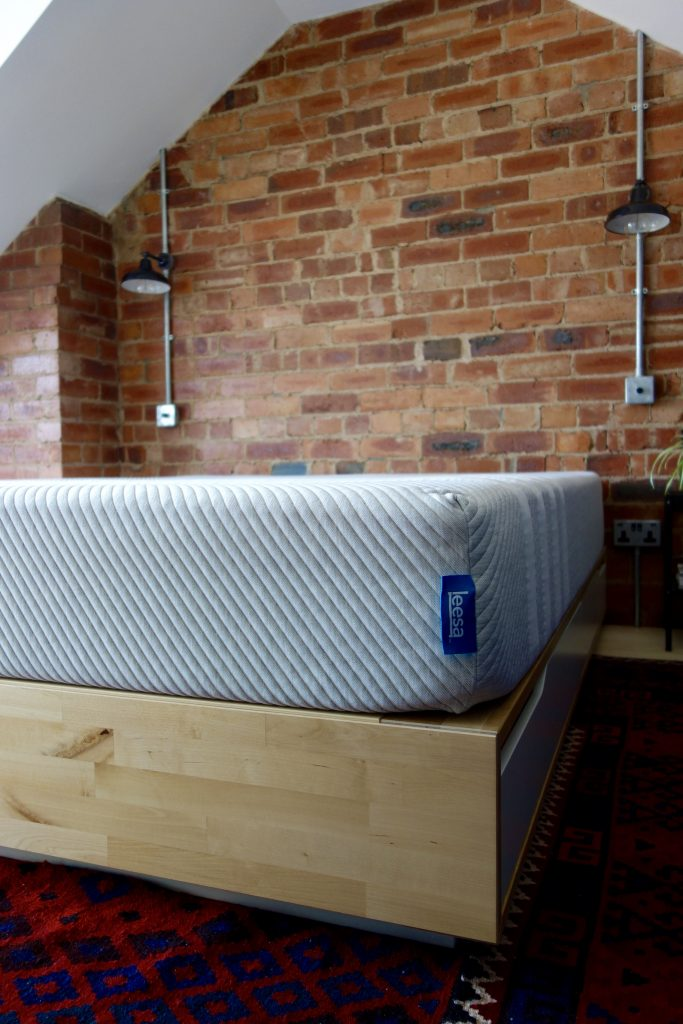 Leesa Mattress Review by Making Spaces