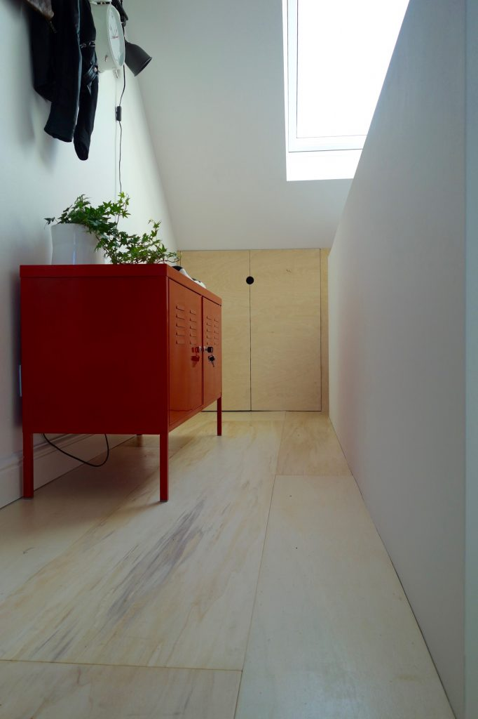 The Loft Landing How To Connect Transitional Spaces At Home
