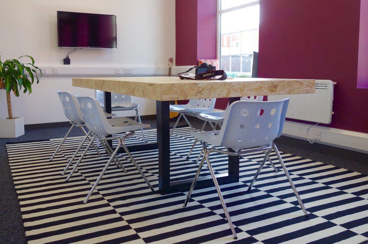 OSB Meeting Desk