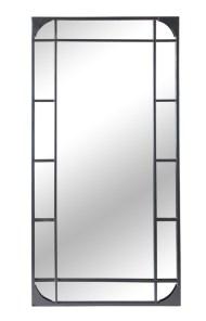 Outdoor Metal Rectangular Mirror