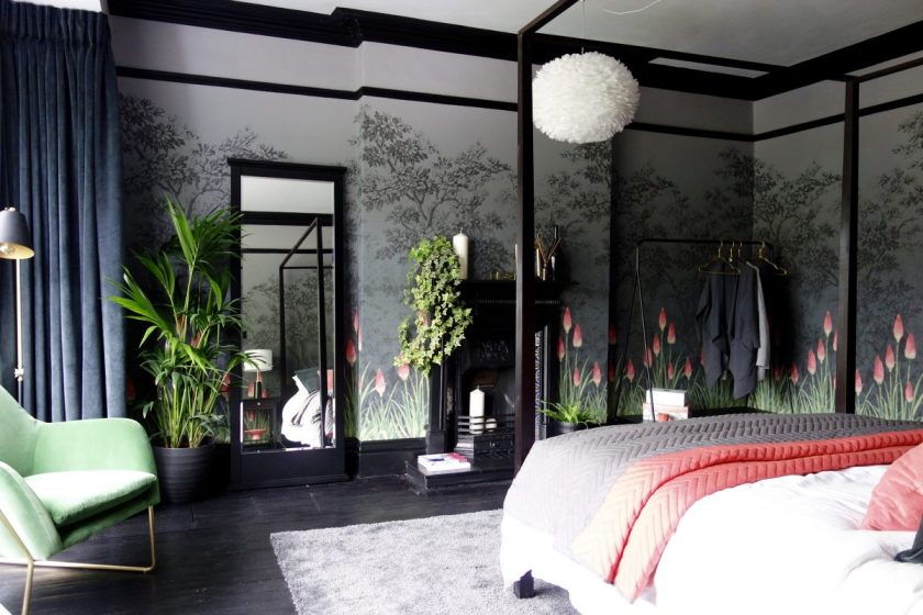 Upper Brook Street Bedroom Project Interior Design by Making Spaces