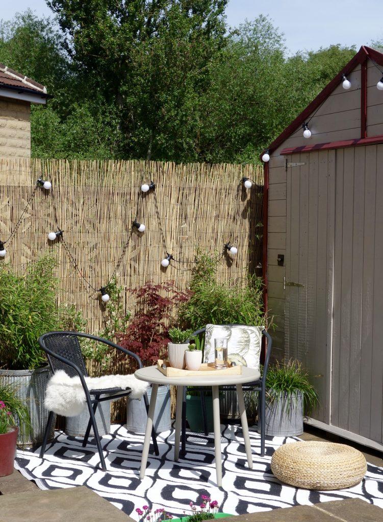 Garden Makeover with Primrose After