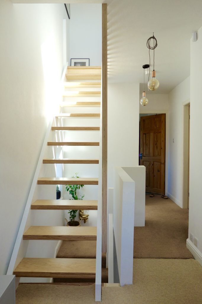 Banisters, balustrades and building regs