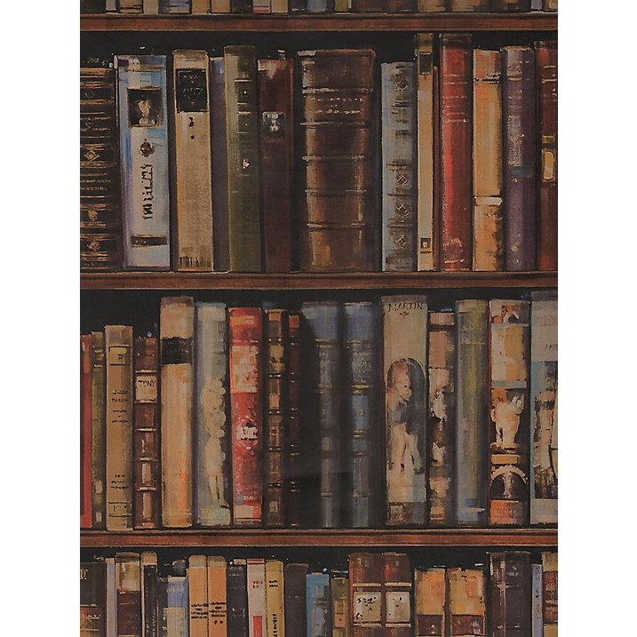 Andrew Martin Library Wallpaper