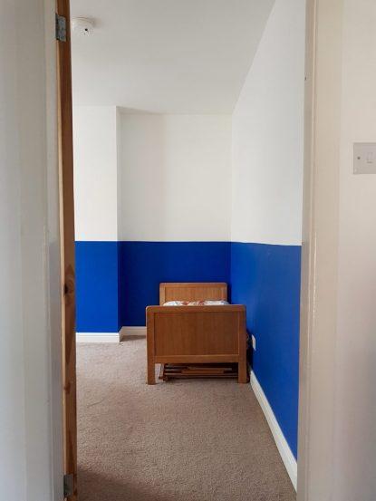 Charlie's bedroom re-design