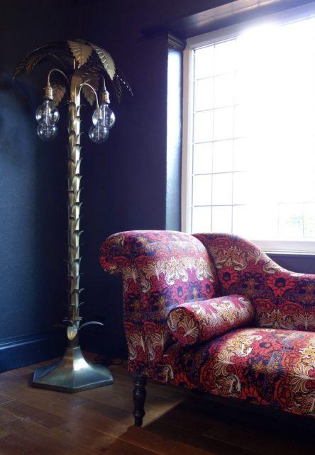 Rockett St George Palm Tree Floor Lamp