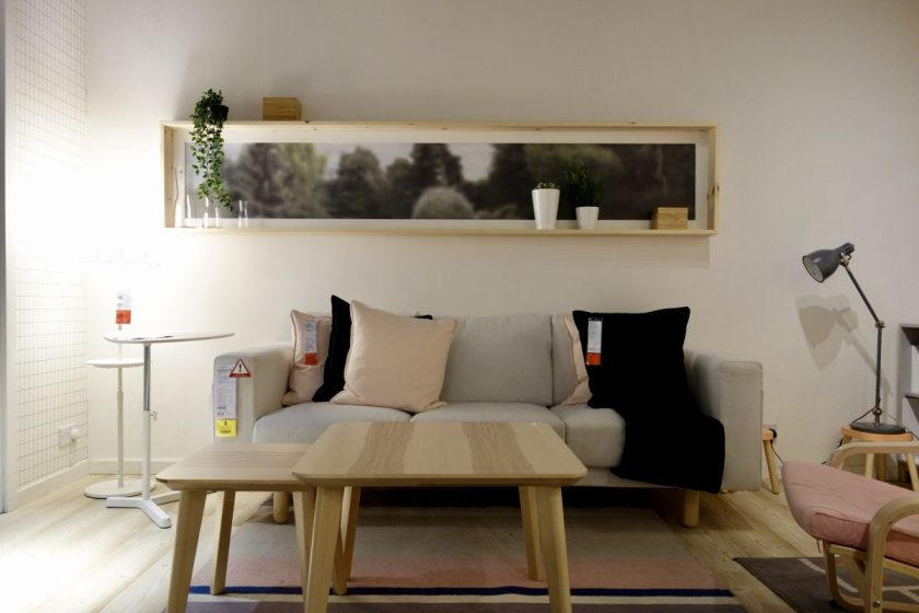 Ikea Scandi Room Set