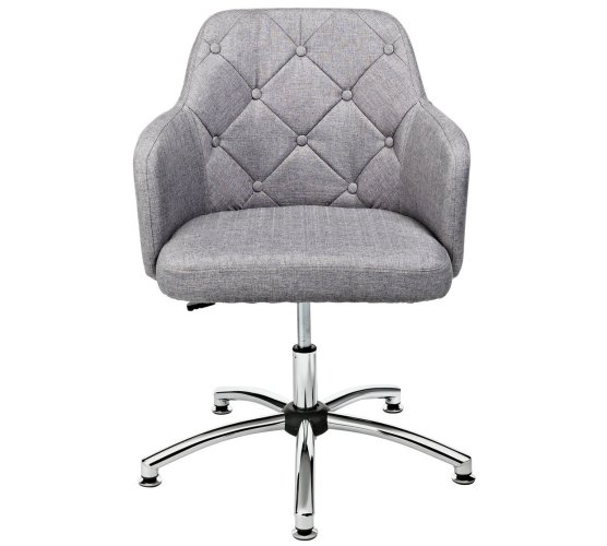 Argos Home Button Back Office Chair