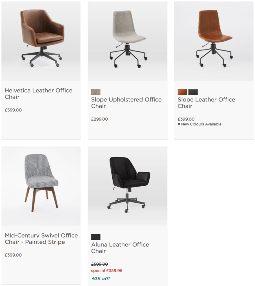 Magnificent Office Chairs That Wont Completely Ruin The Look Of Your Gmtry Best Dining Table And Chair Ideas Images Gmtryco