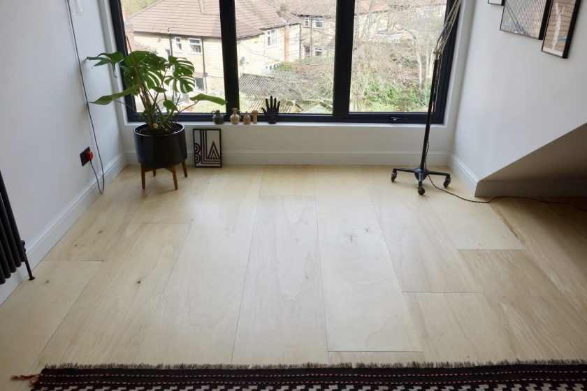 Plywood Flooring