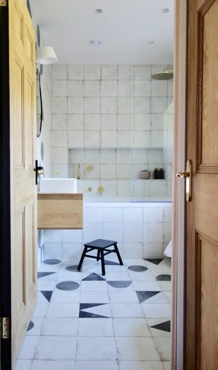 Bathroom Design by Making Spaces