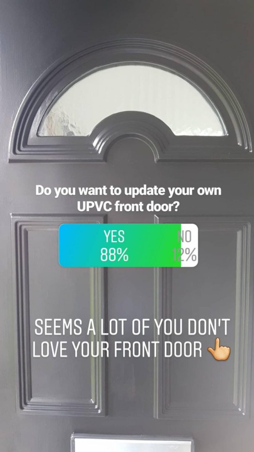 Thinking about painting your UPVC windows or doors? on
