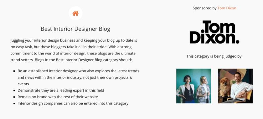 IBA Best Interior Design Blog