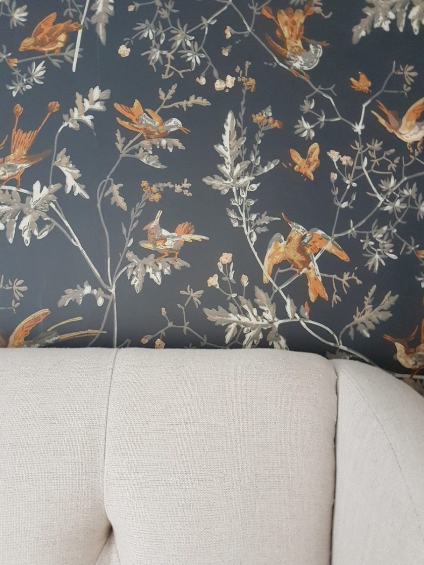 Cole & Son Hummingbirds wallpaper