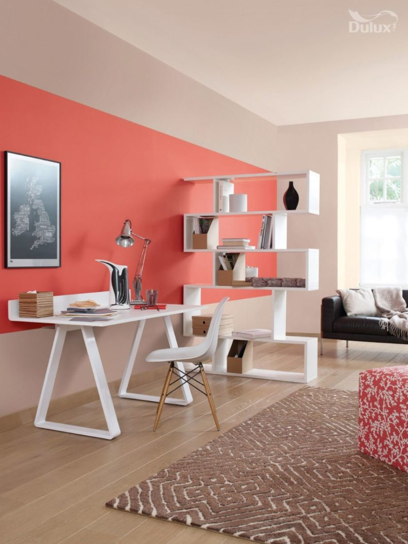 How To Live With Living Coral Pantone S Colour For 2019 Making Spaces