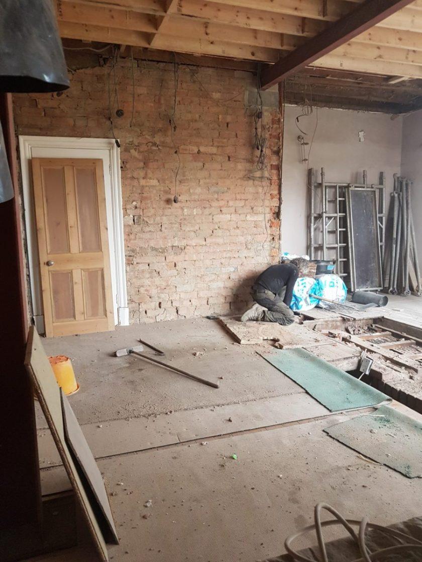 Harrogate Kitchen Diner Open Plan