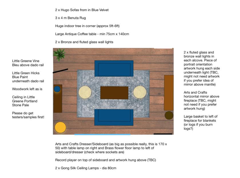 Vine Bleu Floor Plan